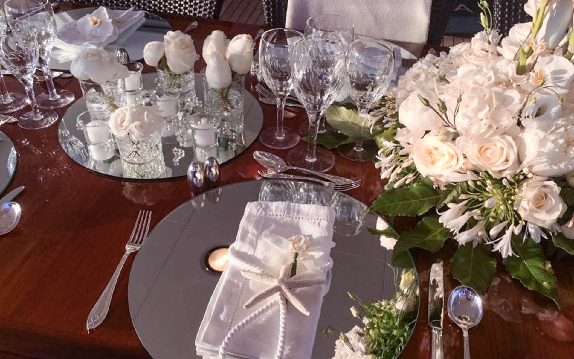 White House Events - White House Events - tavola fiori-13